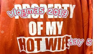 Gambar cover VLOGMAS 2019 DAY 5 -- PROPERTY OF MY HOT WIFE
