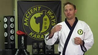 Ancient Ways Karate Web Promo
