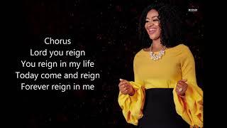 Preye Orok - Lord You Reign Lyrics Video