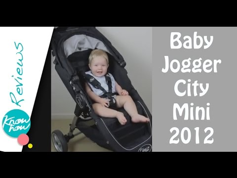 Baby Jogger City Mini 2012 Stroller Review Baby Jogger Single Stroller
