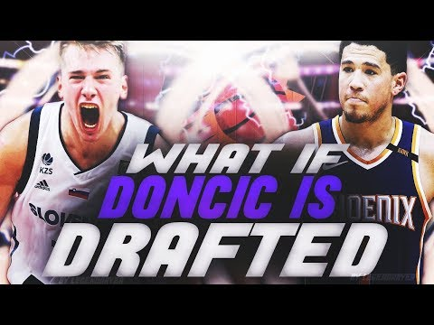 What If Luka Doncic is DRAFTED by the Suns?