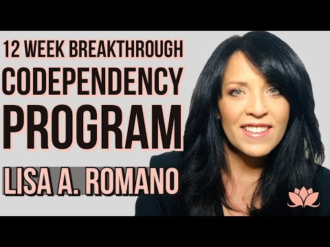 The 12 Week Breakthrough Coaching Program-Healing Codependency and Attachment Trauma