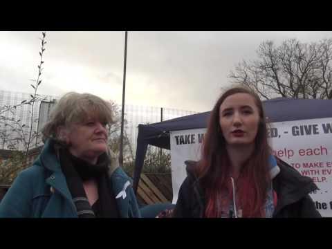 Castlemilk Against Austerity  Food Solidarity Marketplace