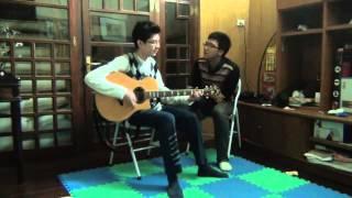 (Tấn Minh) Thu không em guitar cover