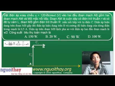 dòng điện xoay chiều - Luyện thi đại học (phần 9)