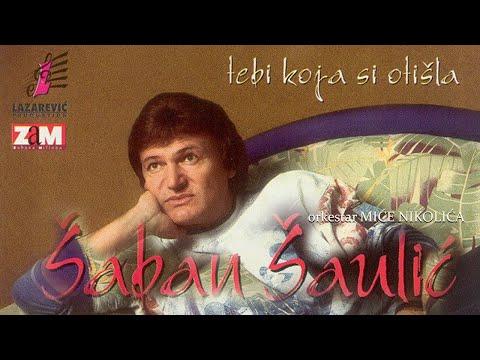 Saban Saulic - Jednu noc si drugom dala - (Audio 1996)