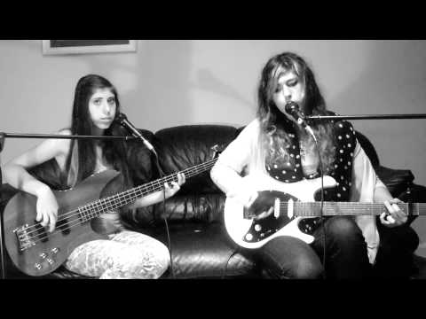 Radioactive by Imagine Dragons Cover (bass guitar, keyboard, drum, guitar + vocals) HD