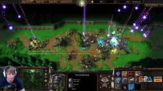 TELDRASSIL URATOWANE! - Warcraft III: (SurvivalChaos 3.0)