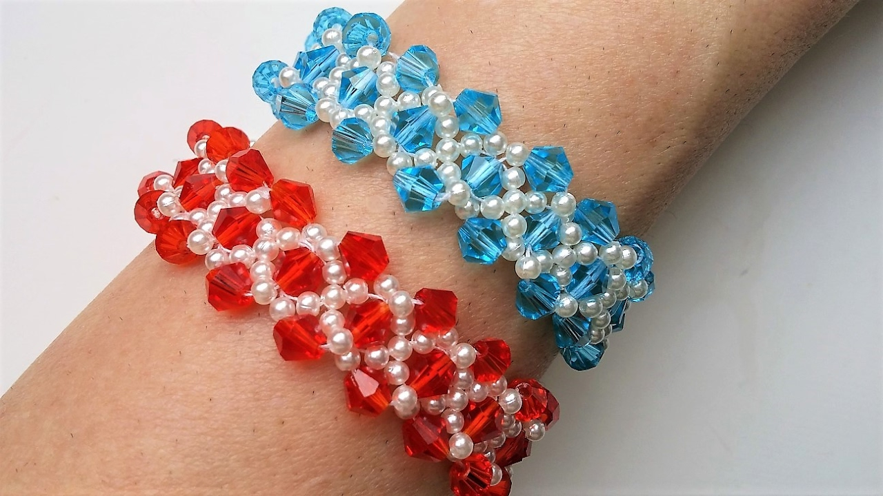 Easy Diy Elegant Bracelet Design Jewelry Making For Beginners