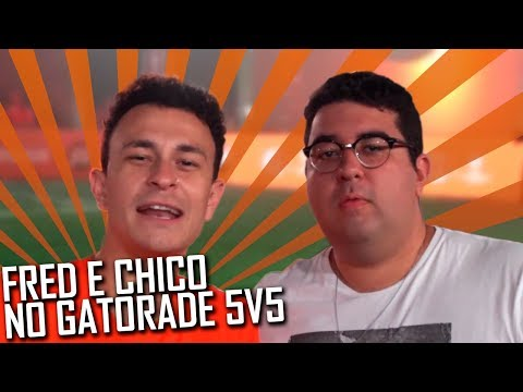 CHICO HUMILHA FRED NO DESAFIO!