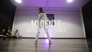 Mi Gente - J Balvin ft. Beyonce | Manggis Choreography