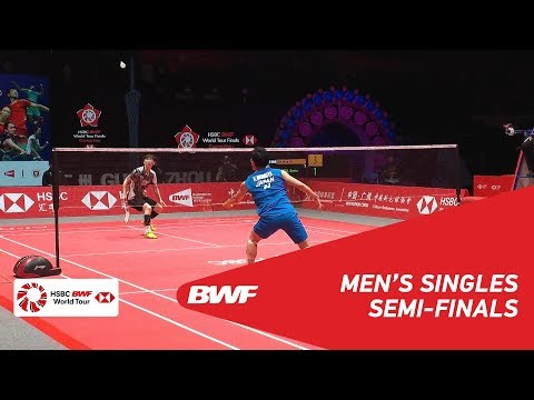 SF | MS | SON Wan Ho (KOR) vs Kento MOMOTA (JPN) | BWF 2018