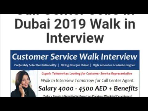 Jobs In Dubai !! Call Center Bpo