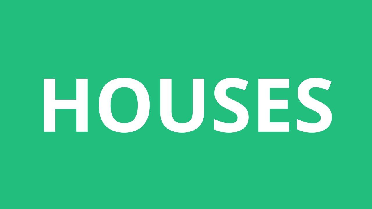 house pronunciation how to pronounce houses pronunciation academy youtube. Black Bedroom Furniture Sets. Home Design Ideas