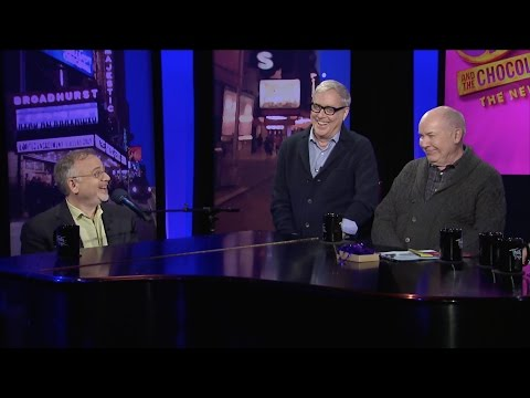 """Theater Talk: """"Charlie and the Chocolate Factory"""" with Marc Shaiman, Scott Wittman & Jack O'Brien"""