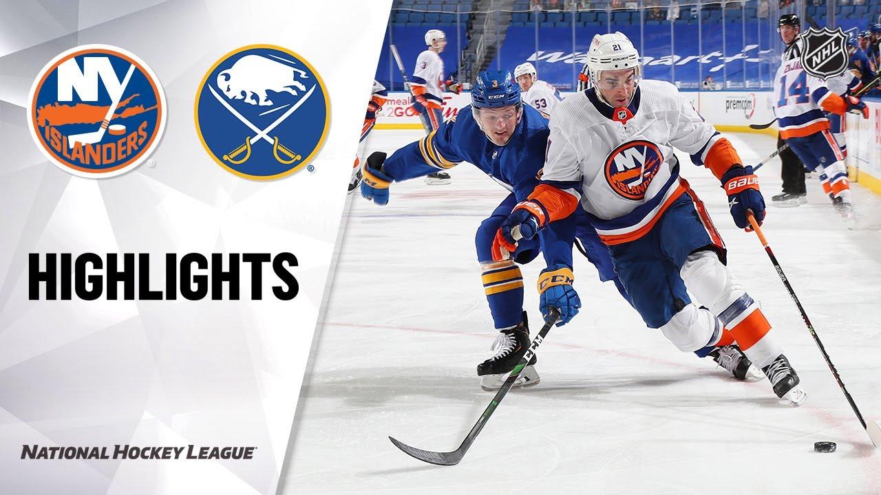Download Islanders @ Sabres 5/3/21 | NHL Highlights