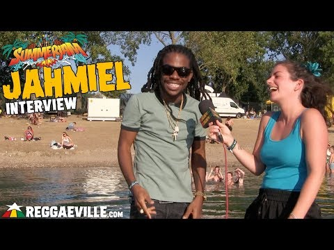 Jahmiel - Interview @SummerJam 2018