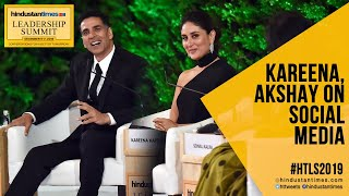 Watch: Why Akshay Kumar called Kareena Miss Know-It-All at #HTLS2019