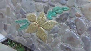 видео Тротуарная плитка или натуральный камень