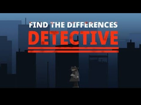 Find TheDifferences - The Detective