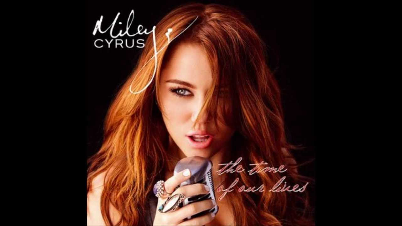 miley cyrus the time of our lives full album youtube