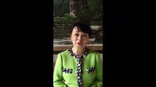 2016年4月14日に発生した熊本地震に際して、ジュディ・オング親善大使か...