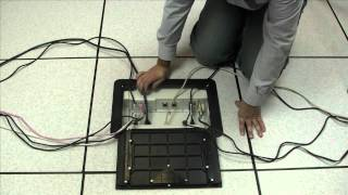 Wiremold: Evolution Floor Box Features Cable Management Guides