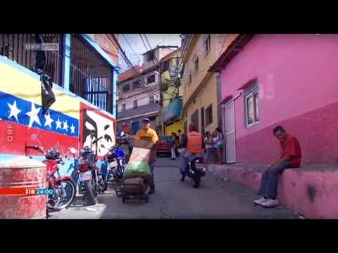 Caracas - Besuch in der gefährlichsten Stadt der Welt