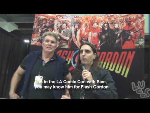 Sam J Jones Talked About New Flash Gordon movie
