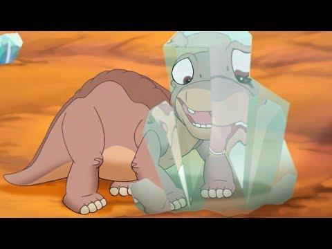 The Land Before Time Full Episodes | The Canyon of Shiny Stones 102 HD | Cartoon for Kids