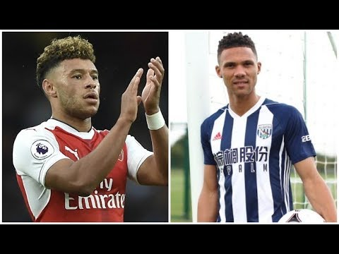 Liverpool Agree £35m For Ox, Gibbs Joins WBA! | AFTV Transfer Daily Update