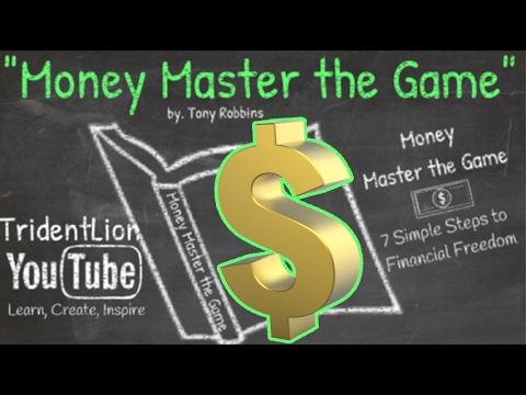 Money Master the Game by Tony Robbins Summary Easily Explained!!!