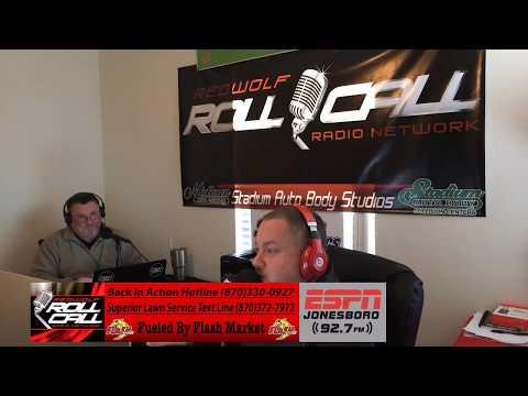 Friday's RWRC Radio W/JC & Uncle Walls 2.9.18