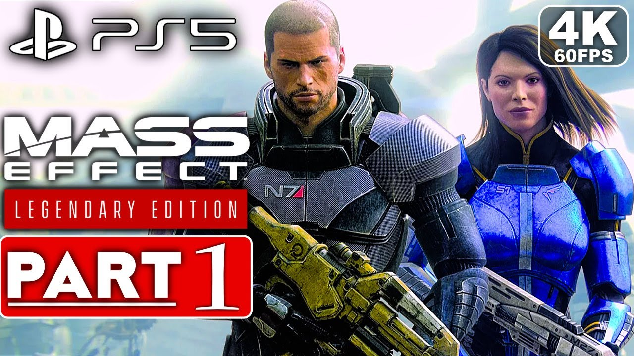 Is Mass Effect: Legendary Edition On PS5