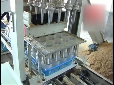 bottle filling product line