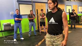 The Truth about Filipino Martial Arts - Teaching a Workshop