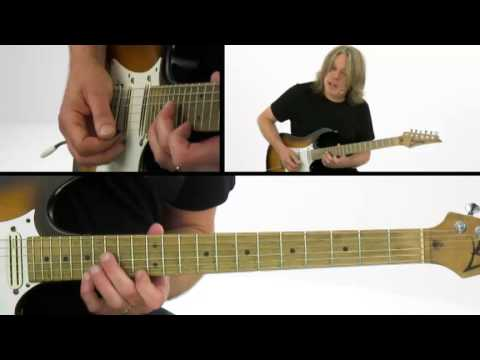 Andy Timmons Guitar Lesson - #7 Arpeggios & Triads - Electric Expression