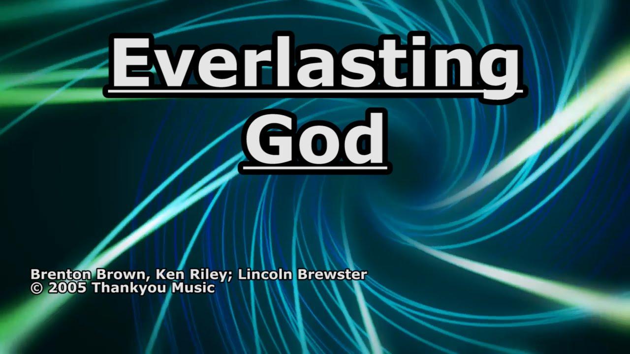 Everlasting God Lincoln Brewster Lyrics Youtube