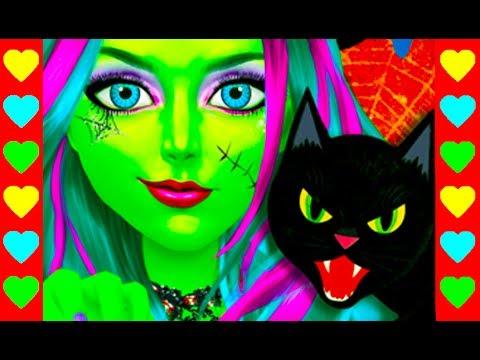 Мультик про монстро-любовь. Готовимся к первому свиданию монстров. Забавный детский мультфильм.