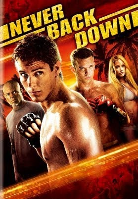 Slikovni rezultat za never back down