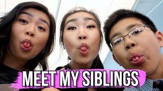 meet my siblings! | JensLife