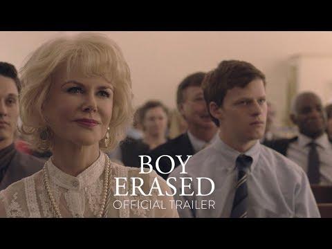 BOY ERASED | Official Trailer | Focus Features