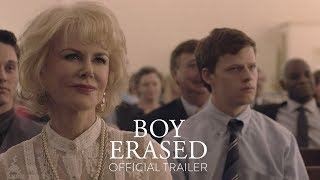 Boy Erased Official Trailer Hd In Theaters November