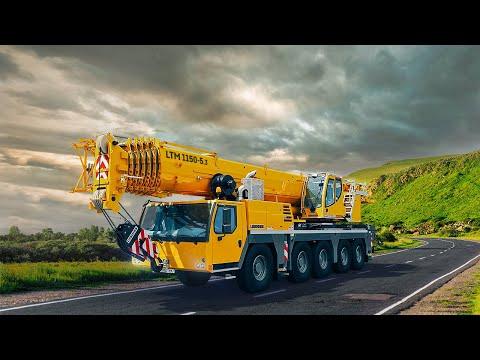 Liebherr - LTM 1150-5.3 - The jewel in your fleet