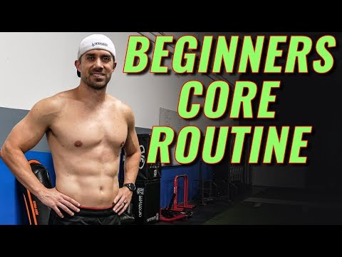 5 Minute Follow Along BEGINNERS CORE ROUTINE ✅ STRONG Abs & Back