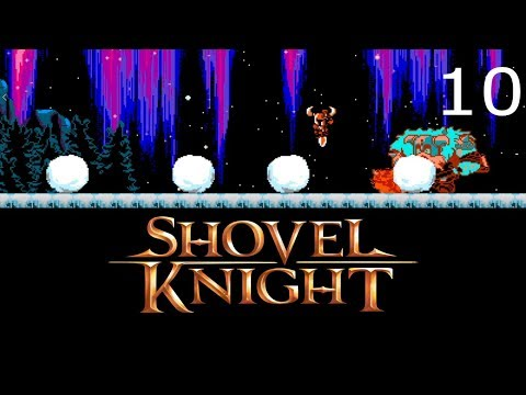 Let's Play Shovel Knight [Blind] - 10: Stranded Ship and the Polar Knight Boss Battle