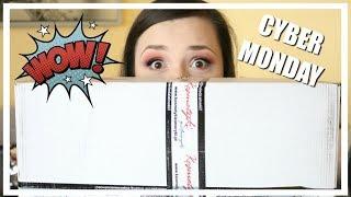 CYBER MONDAY  ||  OPENBOX ||   pomysły na mikołajkowe prezenty kosmetyczne