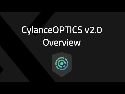 Introducing CylanceOPTICS: a new approach to Endpoint Detection and Response (EDR)