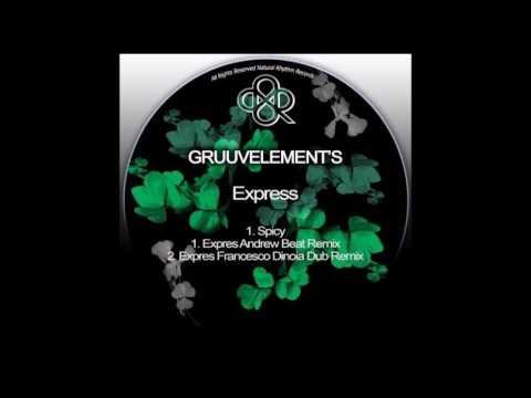 Download GruuvElement's - Express (Francesco Dinoia Dub Mix)