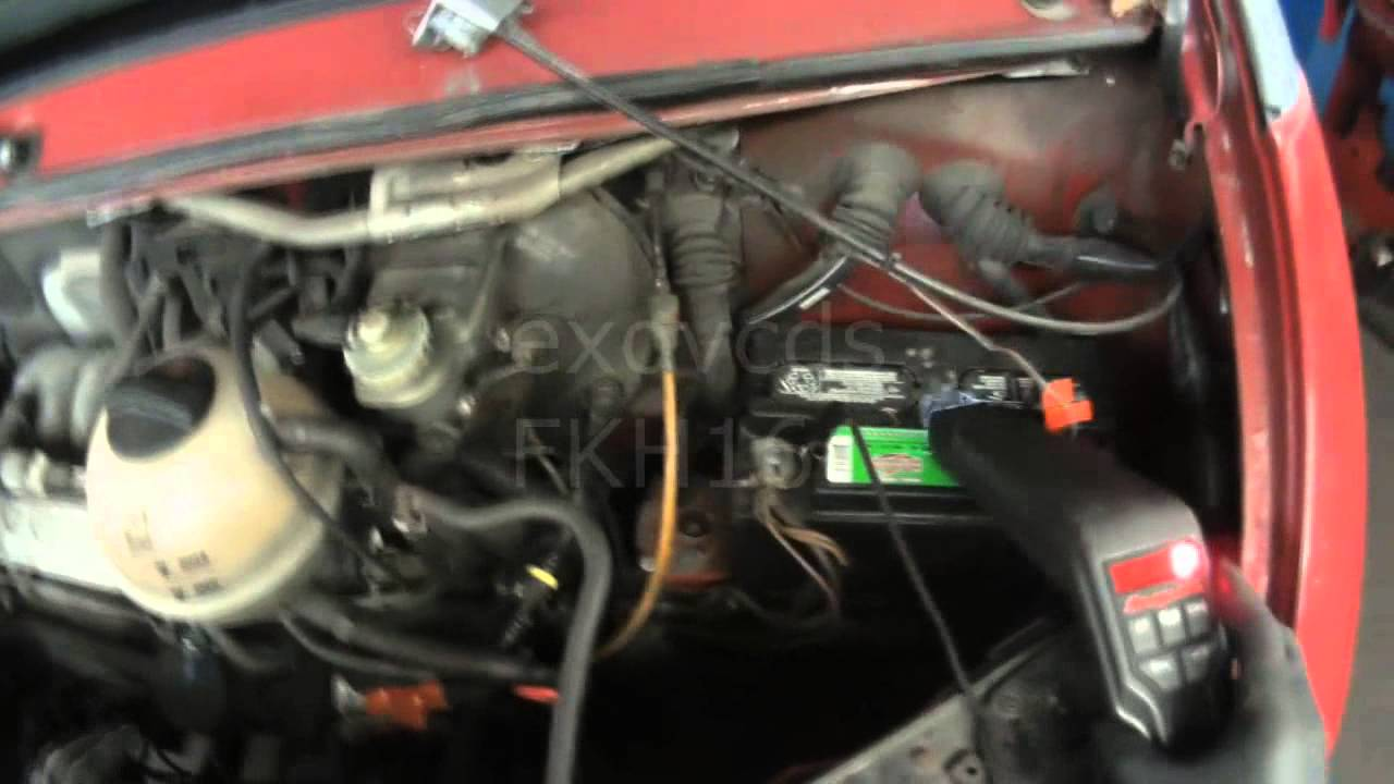 VW T4 Eurovan 25L Ignition Timing Basic Setting Checking YouTube – Eurovan Engine Diagram